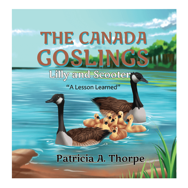 The Canada Goslings Lilly and Scooter
